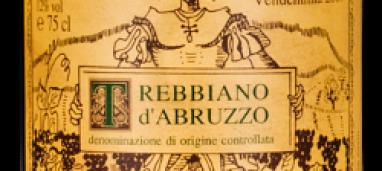 Trebbiano d'Abruzzo 2010 Valentini