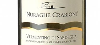 Vermentino 2015 Nuraghe Crabioni