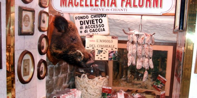 Antica Macelleria Falorni from Chianti to Hong Kong