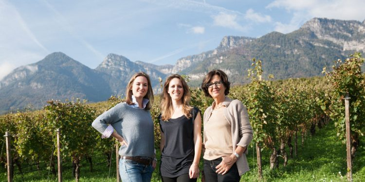 The first Elena Walch Trentodoc is on its way