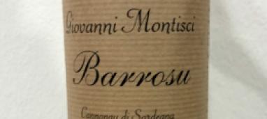 Cannonau Barrosu 2015 Montisci