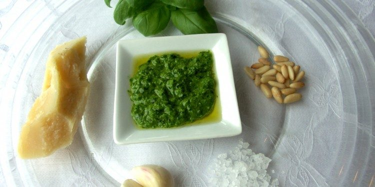 The true Pesto Genovese
