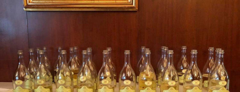 Vertical tasting: Cuvée Prestige Ca' del Bosco