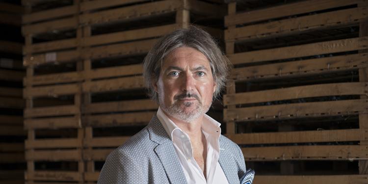 Alberto Zenato president of Historical Families
