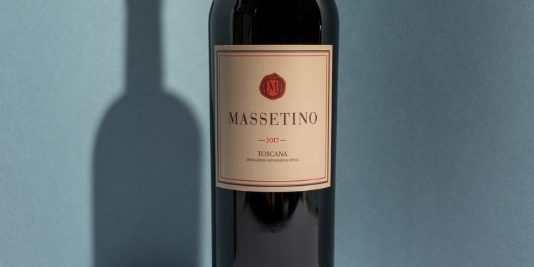 Massetino 2017, Masseto's second wine