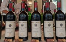 Vertical tasting of Marchese di Villamarina for 120 years of Sella&Mosca