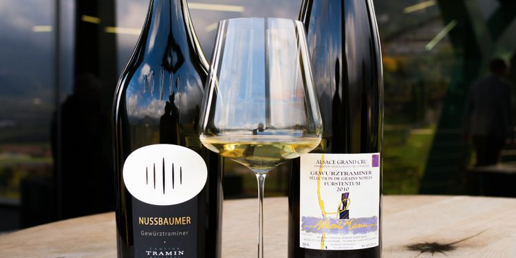 Alto Adige meets Alsace at the home of Gewürztraminer