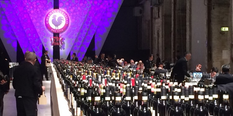 Chianti Classico is three hundred years old