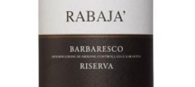 Barbaresco Rabajà Riserva 2012
