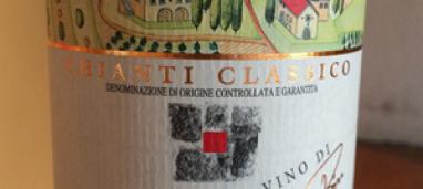 Chianti Classico Poggio Scalette 2014