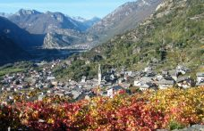 Carema wine, Barolo from the mountains