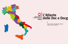 The first DOC and DOCG Atlas of Italy