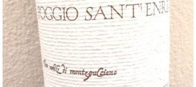 Nobile di Montepulciano Poggio Sant'Enrico 2007 Carpineto